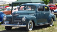 Plymouth Sedan