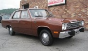 Plymouth Valiant 4dr