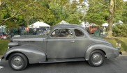 Pontiac De Luxe six coupe