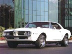 Pontiac Firebird 400 coupe