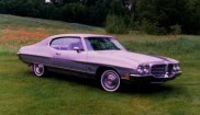 Pontiac Luxury LeMans