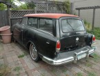 Rambler Super 4-door wagon