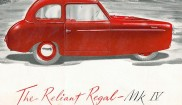 Reliant Regal MkI
