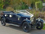 Rolls Royce Connaught Tourer