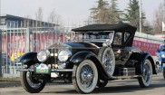 Rolls Royce Silver Ghost Picadilly roadster
