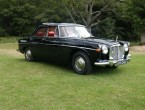Rover Mk III 3 Litre Automatic