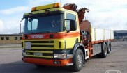 Scania P114 GB 6X2 NZ380