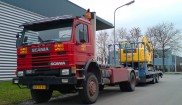 Scania PH 4X4 ZL 75100 K