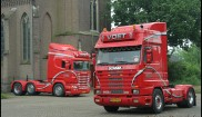Scania T450 143H