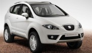 Seat Altea XL 20 TDI Freetrack
