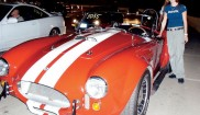 Shelby Cobra 427SC replica