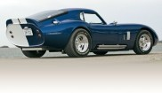 Shelby Cobra Daytona coupe replica