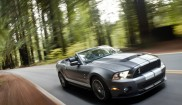 Shelby GT 500KR Convertible