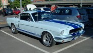 Shelby GT250 fastback