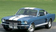 Shelby GT350 fastback