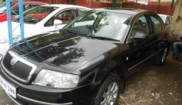 Skoda Superb 25L V6 TDI