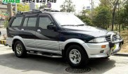 SsangYong Musso 602EL