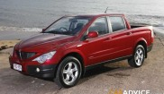Ssangyong Actyon A200 S Sports