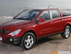 Ssangyong Actyon Sports AX7