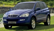 Ssangyong Kyron 20 Diesel 4WD