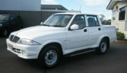 Ssangyong Musso Sport 290S Turbo