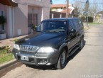 Ssangyong Musso TD