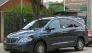 Ssangyong Stavic SV 270 CRDi AWD