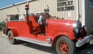 Studebaker Buffalo Fire Engine