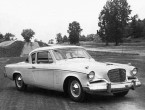 Studebaker Power Hawk