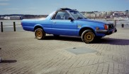 Subaru 1800 4WD Pick up