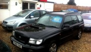 Subaru Forester S Turbo 4WD