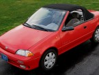 Suzuki Swift 13 Cabrio