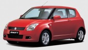 Suzuki Swift GLX