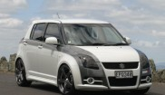 Suzuki Swift Sport WR1 Supercharged