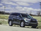 Toyota Highlander Limited AWD 2014