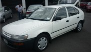 Toyota Corolla XL Hatch