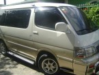 Toyota Hiace Super Custom Limited