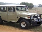 Toyota Land Cruiser 45