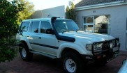 Toyota Land Cruiser 4500