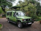 Toyota Land Cruiser 4WD