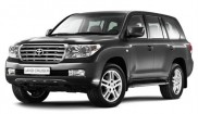 Toyota Land Cruiser VX V8