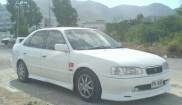 Toyota Sprinter XE Vintage Limited