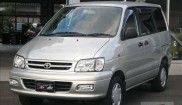 Toyota Townace Super Extra 4WD