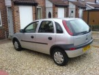 Vauxhall 16 5 door hatchback