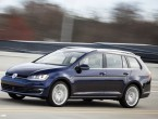 2015 Volkswagen Golf SportWagen TDI Manual