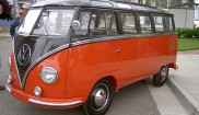 Volkswagen Bus Type 2 Westfalia