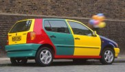 Volkswagen Polo Harlequin edition