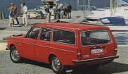 Volvo 145Dl wagon