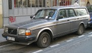 Volvo 240 GL Injection