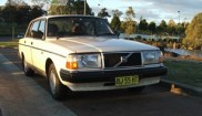 Volvo 240GL 60th anniversary edition
